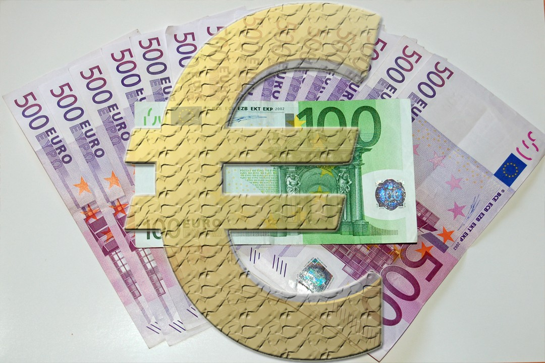 top countries with euro as currency