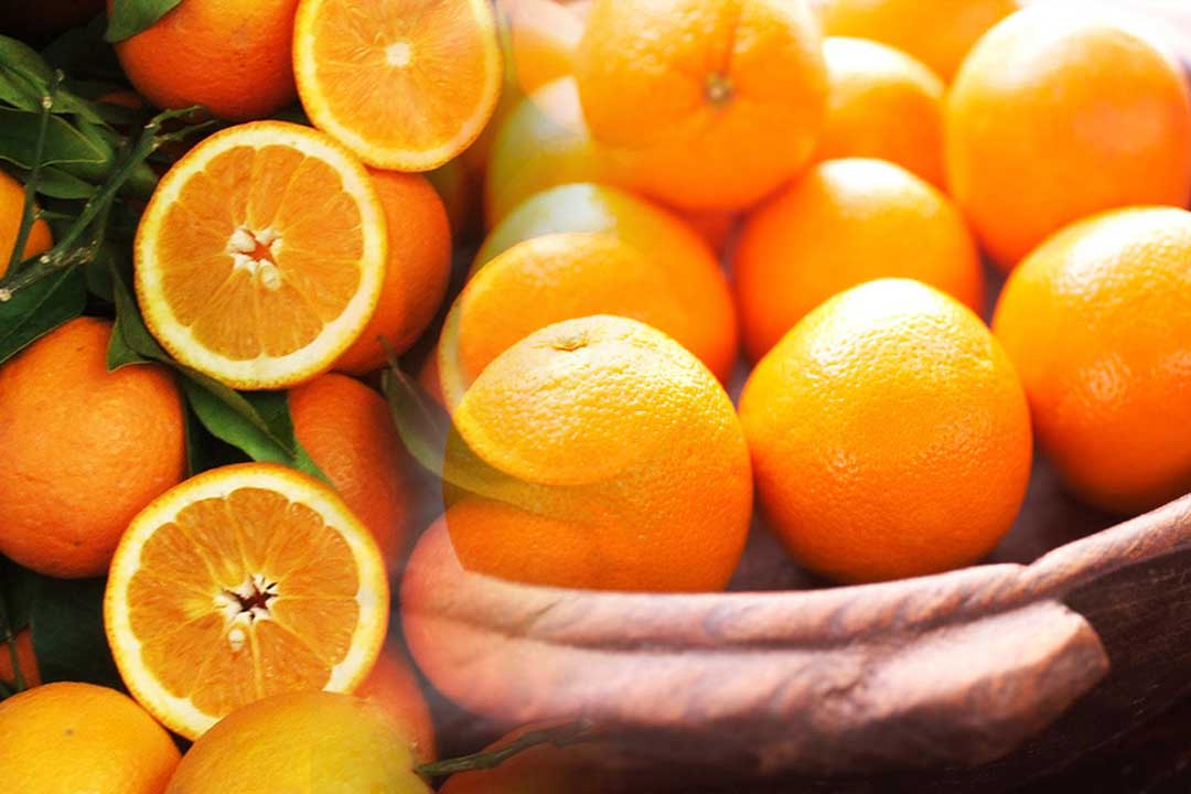 top countries with best oranges