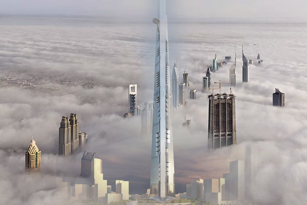 Tallest building in the world 89