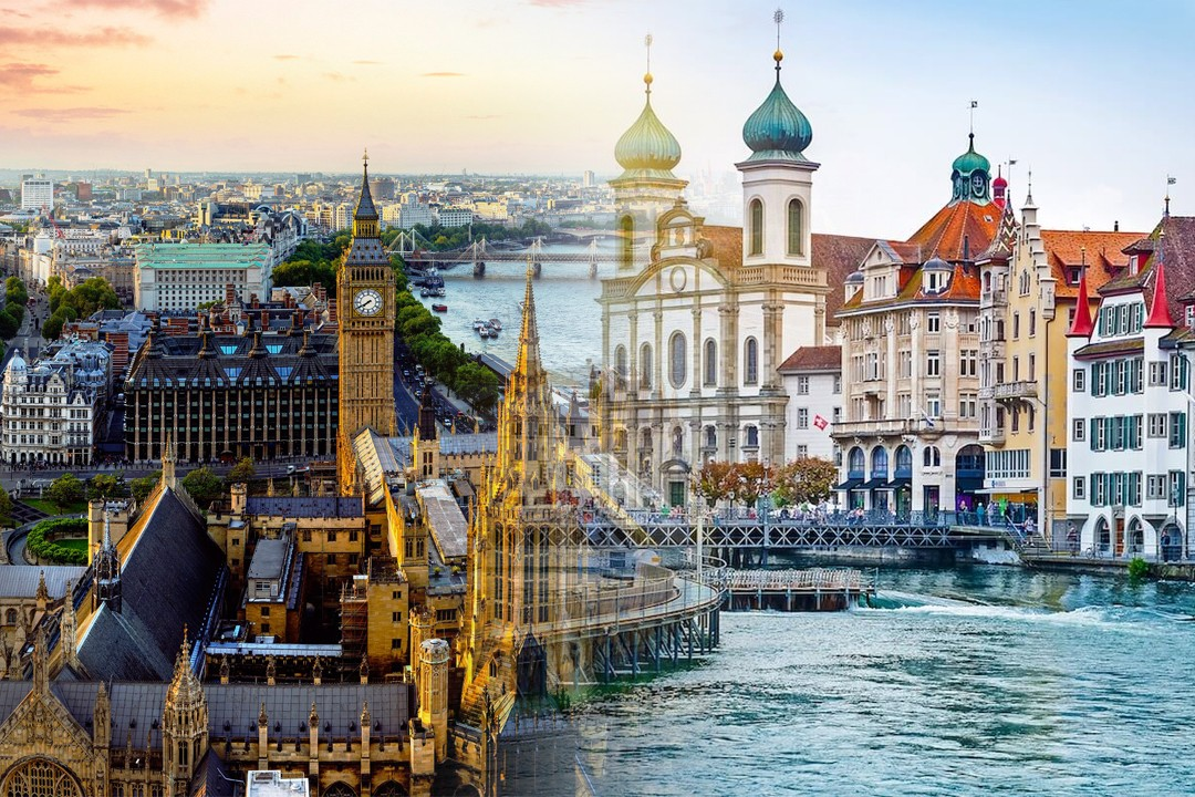 top rich countries in the world