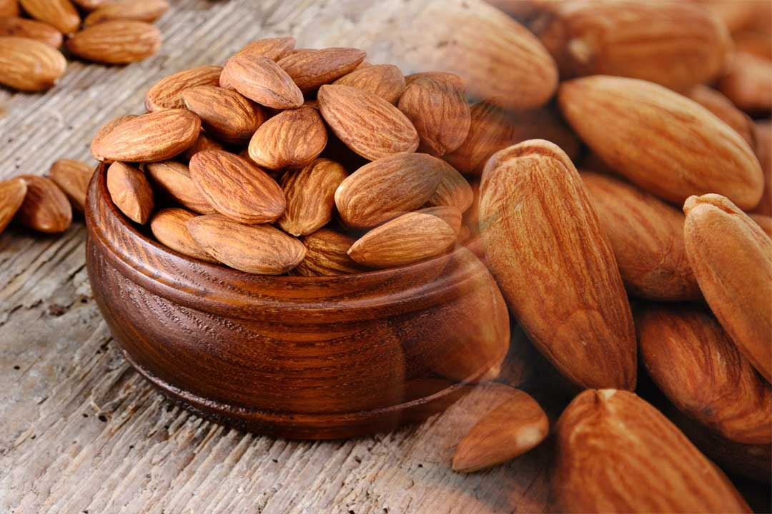 almond producing countries