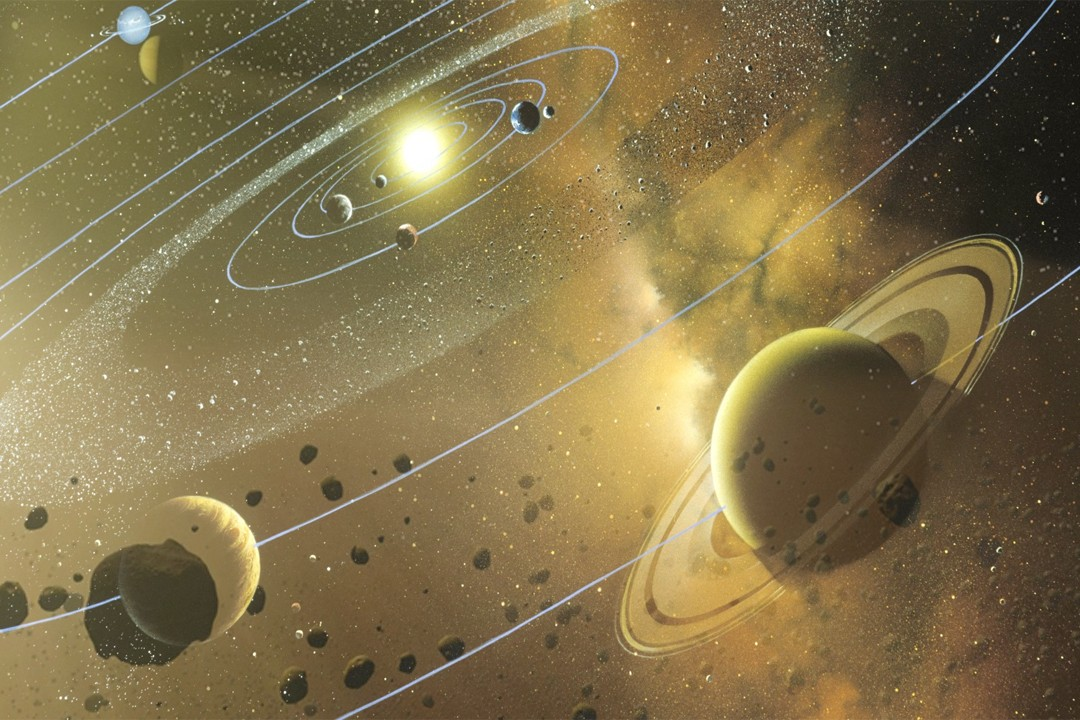 mass of planets in solar system - photo #30
