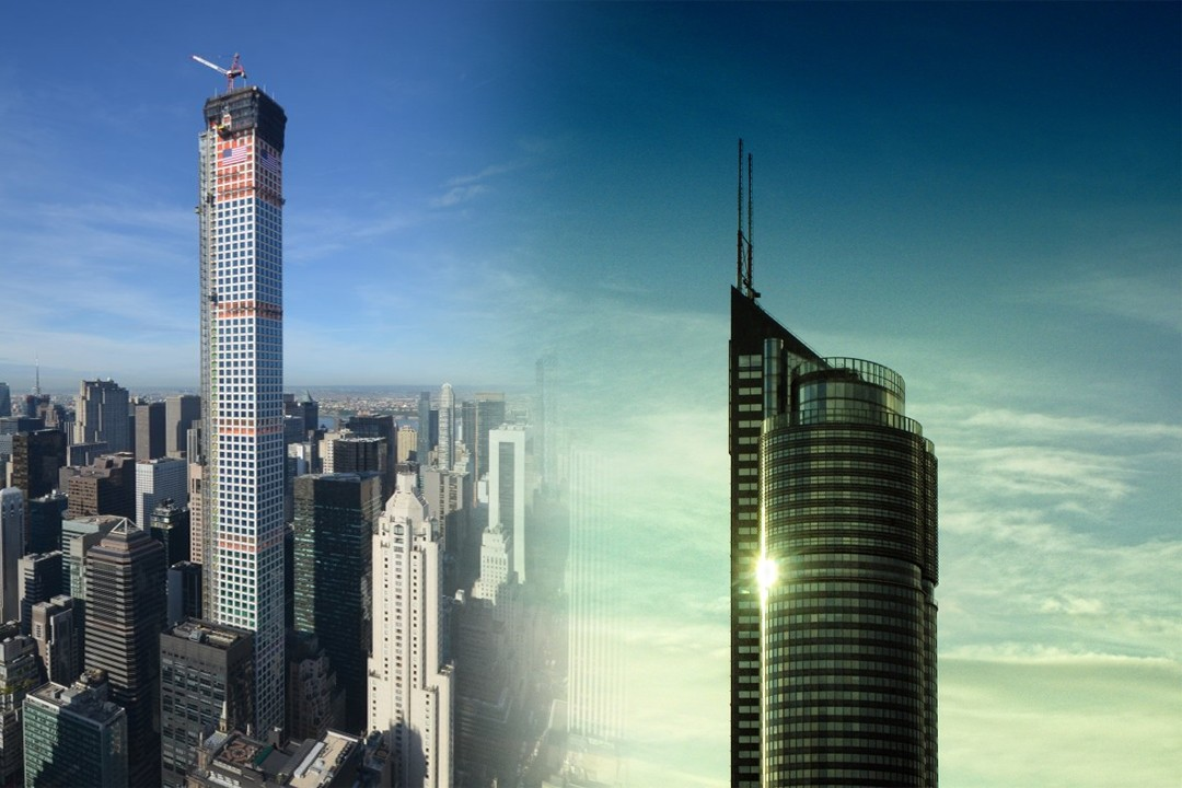 top highest buildings of the world