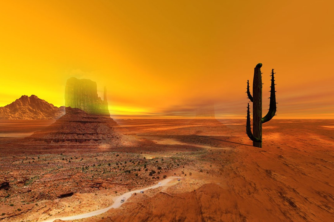 largest deserts of the world