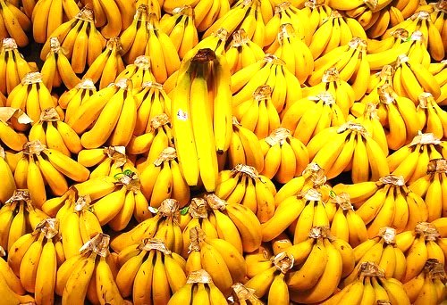 bananas in india