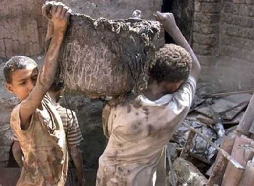 CHILD LABOUR IN THE WORLD