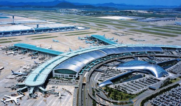 Top 10 Busiest Airports in the world by passenger trafic