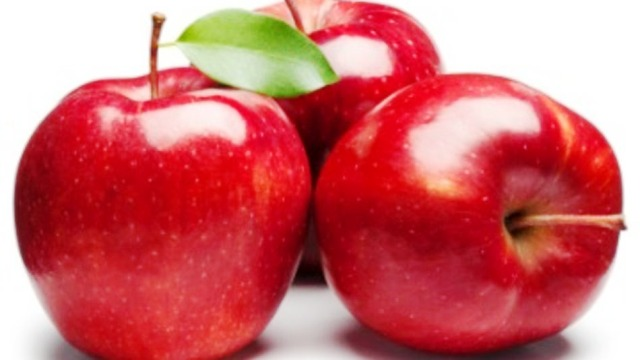 Top 10 apples producing countries in the world