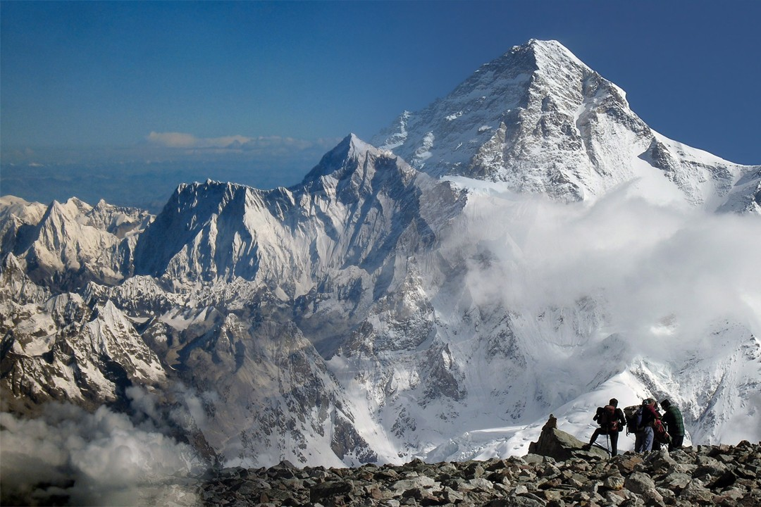 top highest mountains