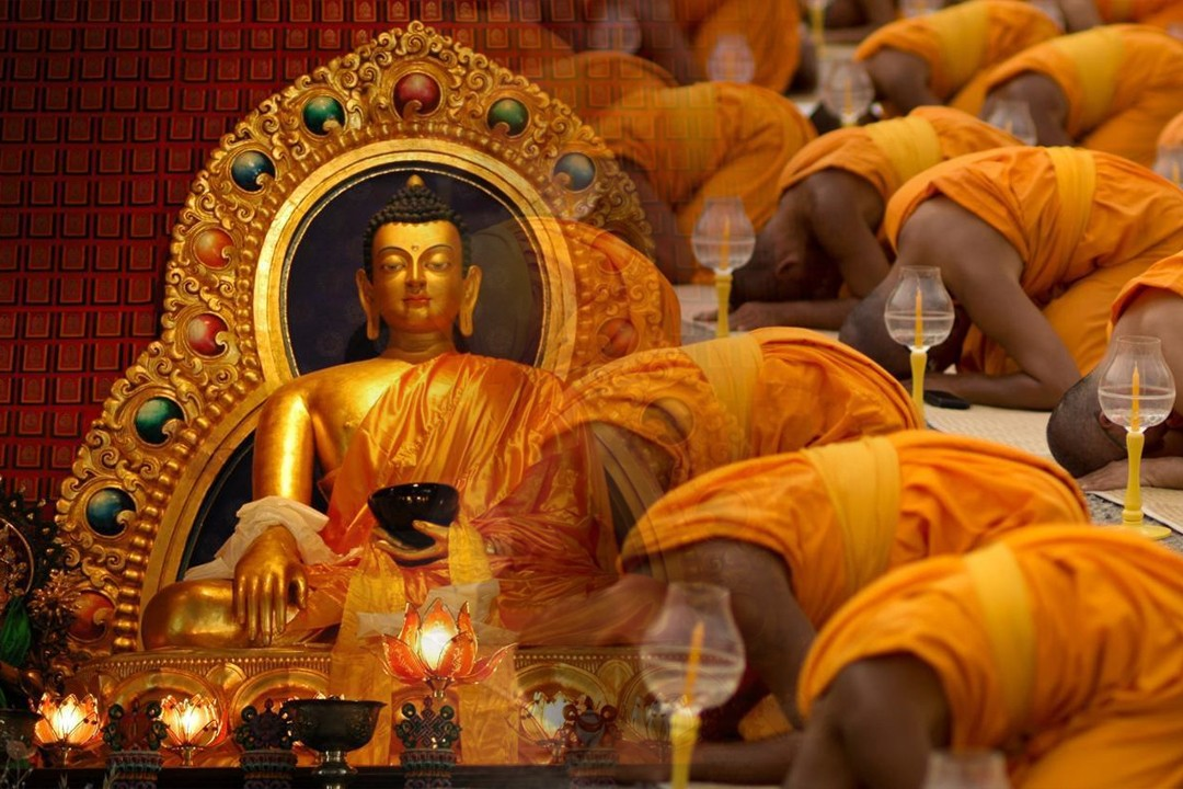 top countries with most Buddhist
