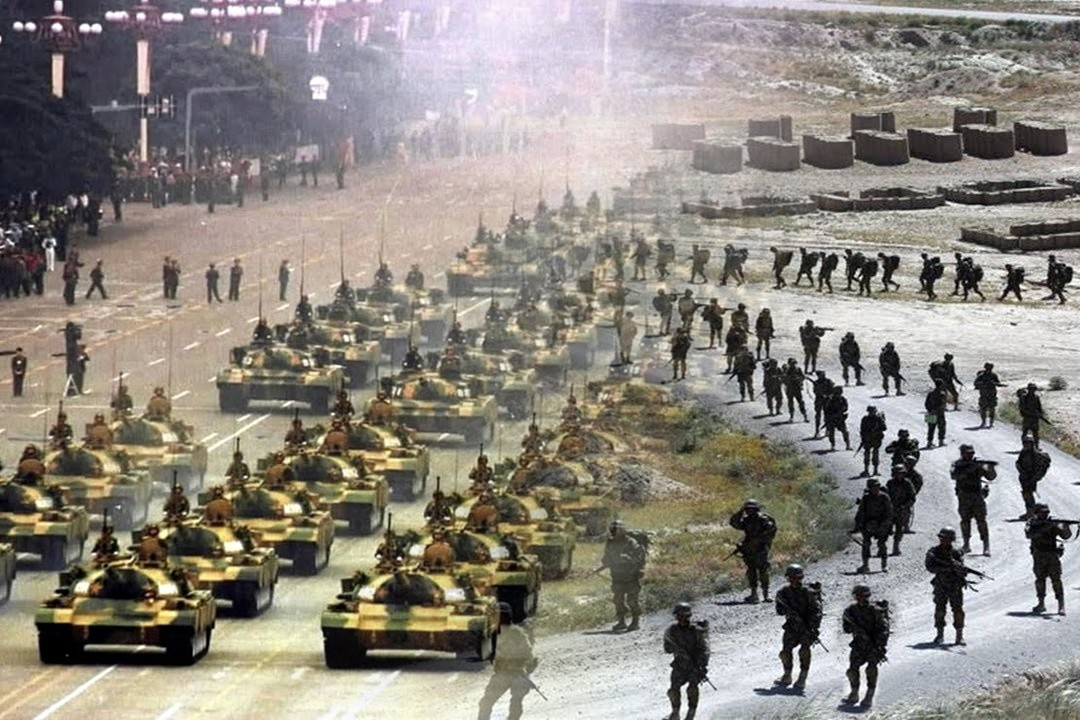 top most armies in the world