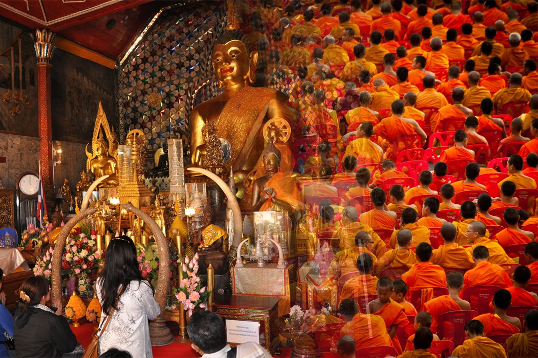 top countries with most Buddhist population