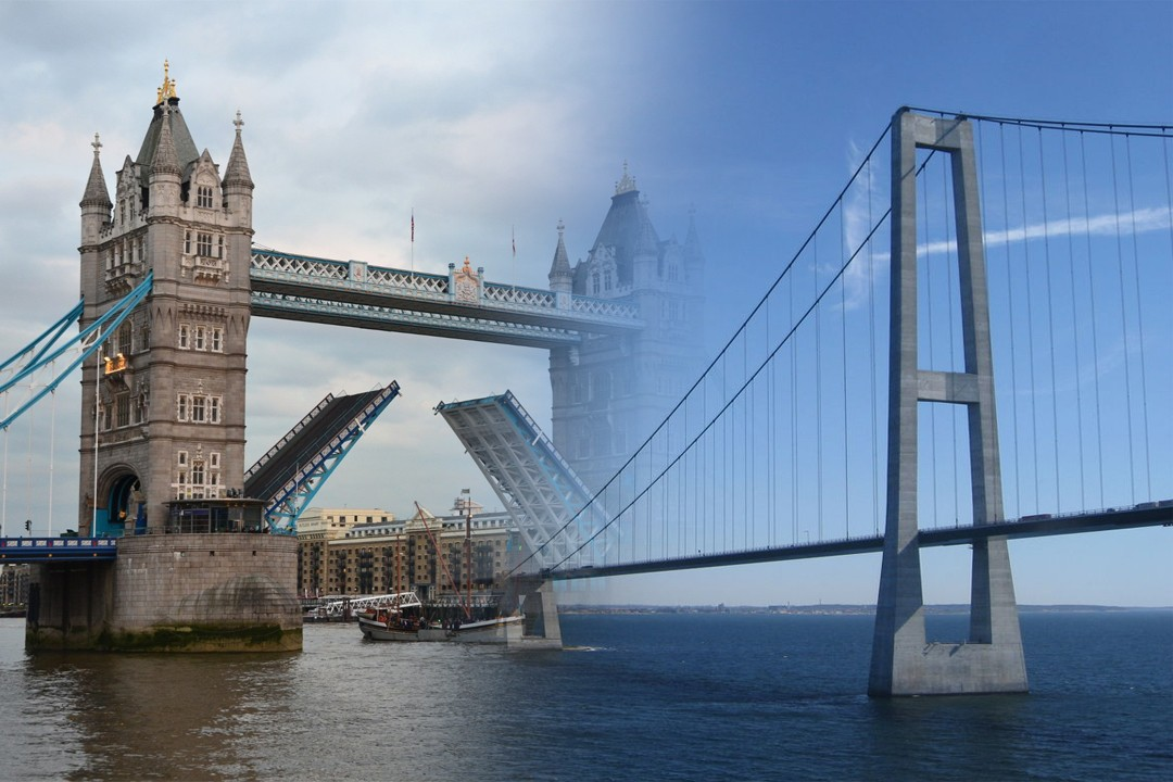 some largest bridges of the world