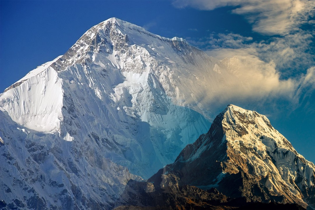 top highest mountains in the world