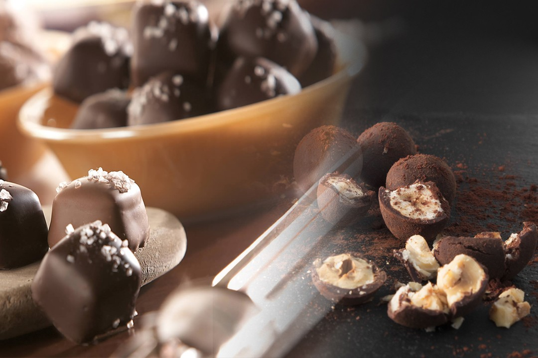 chocolate types
