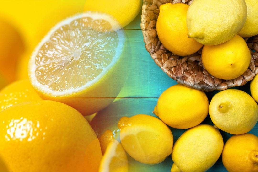 top countries with lemon production
