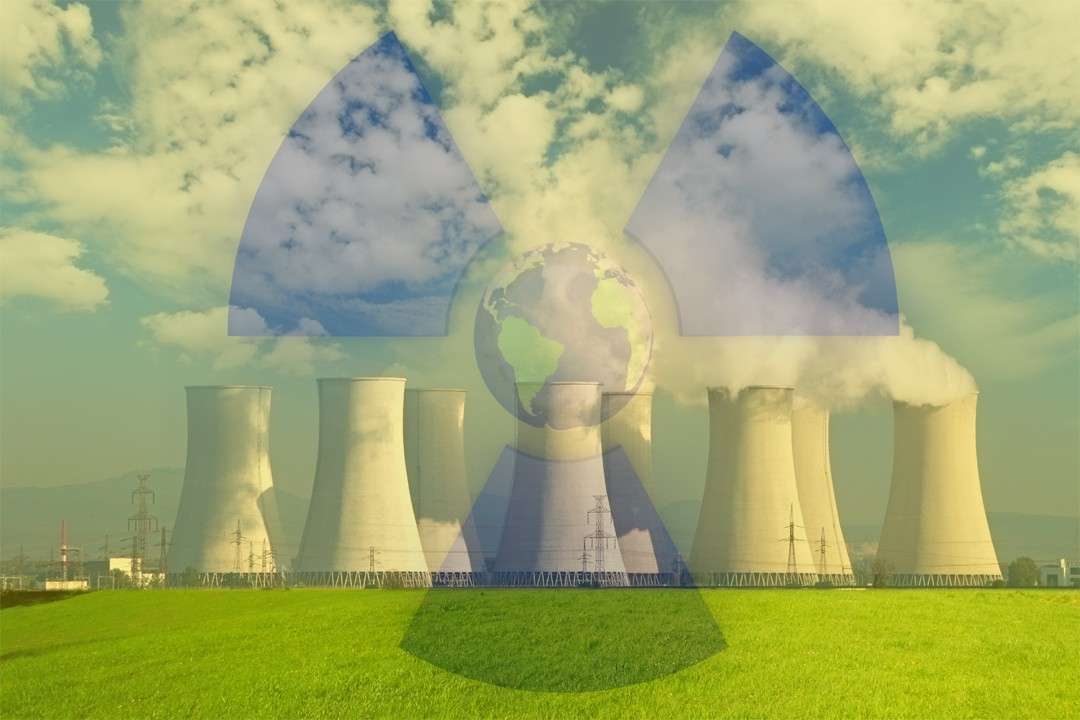 top countries producing most nuclear power in the world