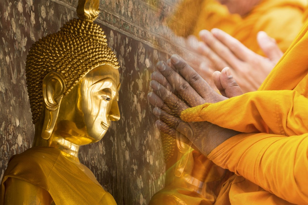 top countries with most Buddhist in the world
