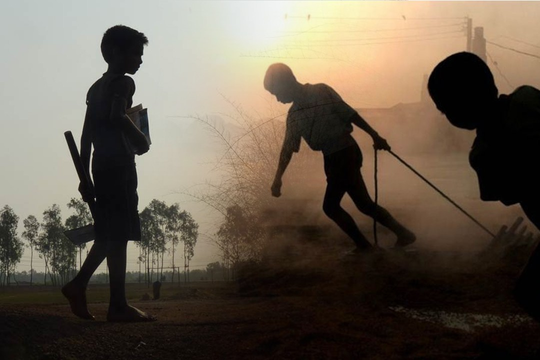 child labor in different parts of the world