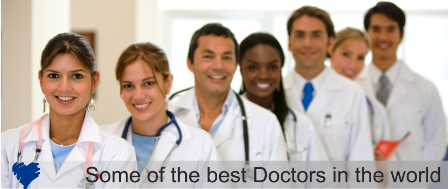 some of the best doctors in the world