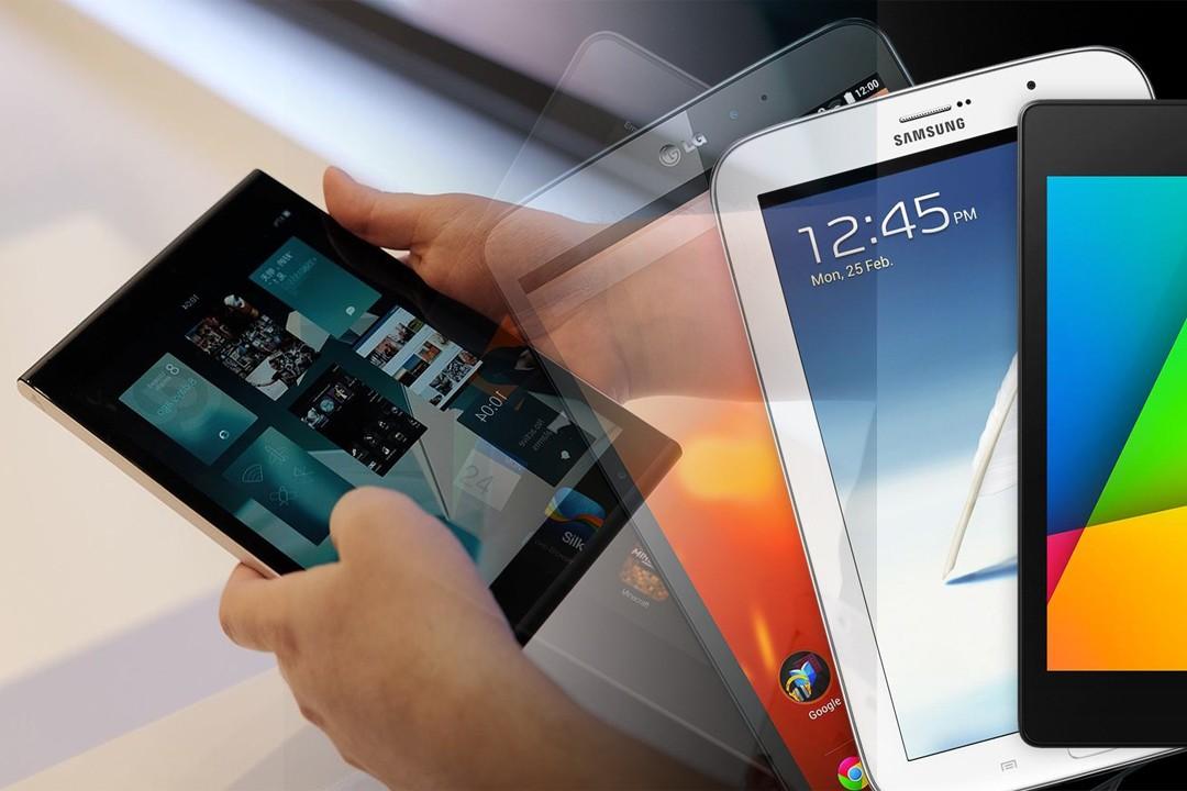 different tablets manufacturer