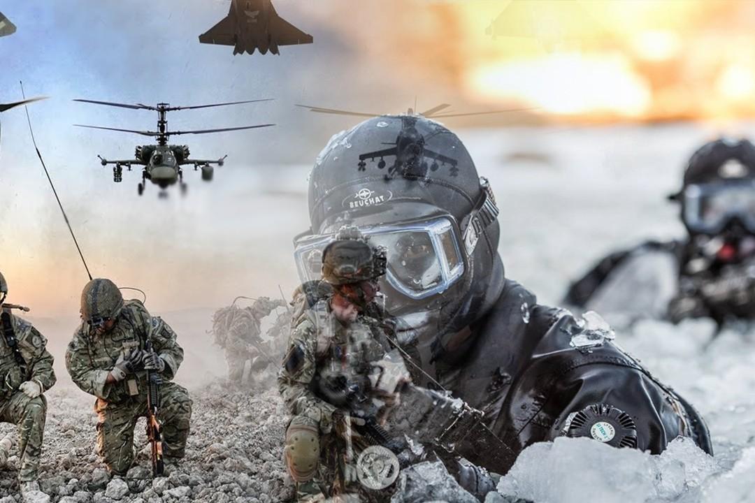 popular defense forces