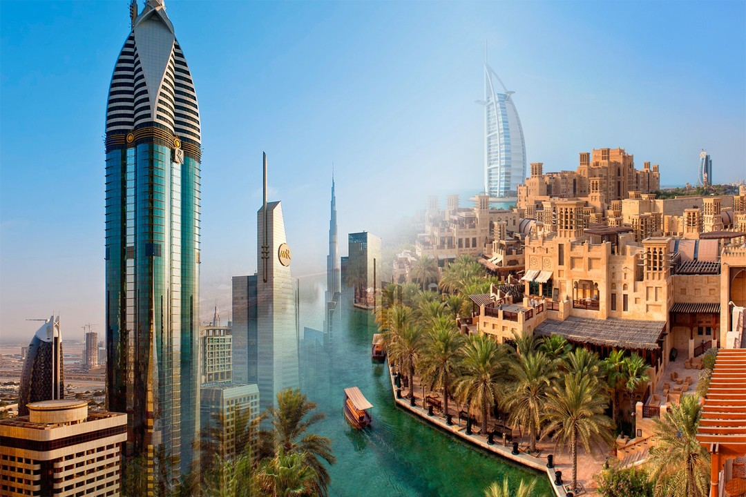 different information about Dubai