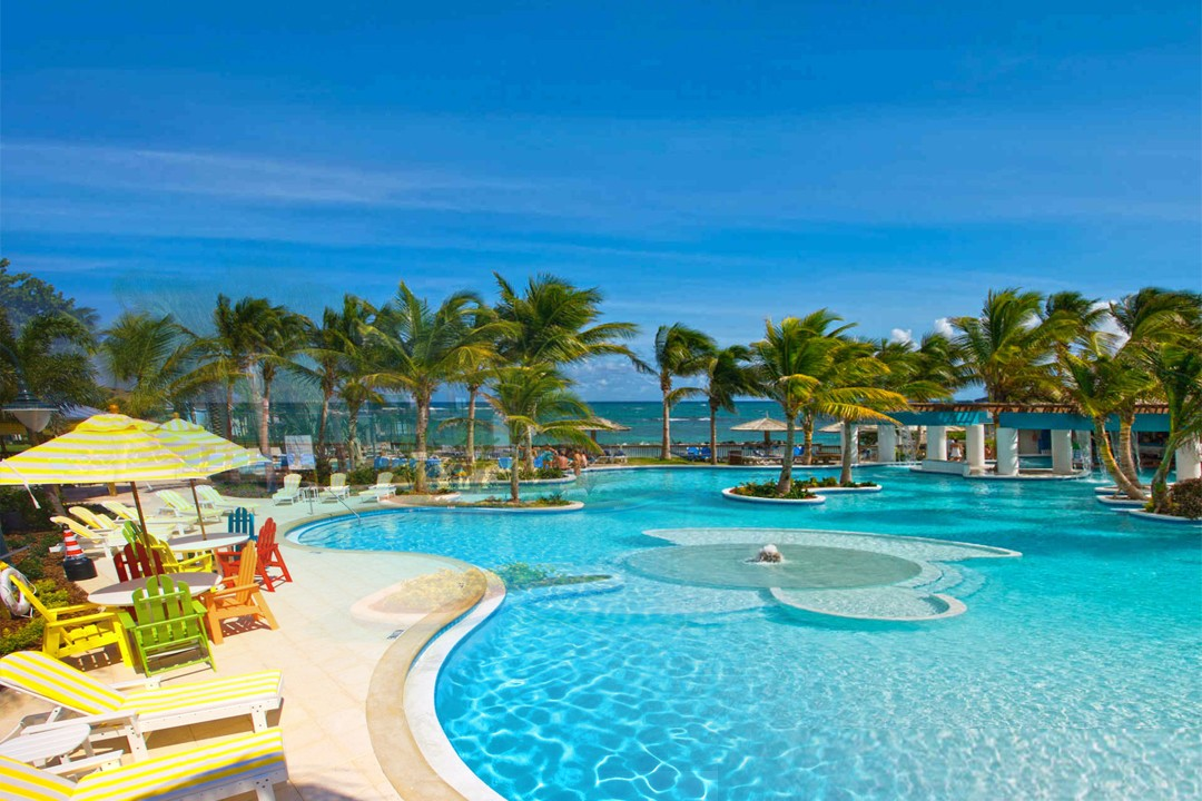top resorts in the world