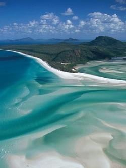 Whitehaven Beach (Australia)