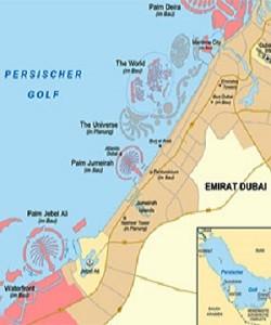 Dubai Geography