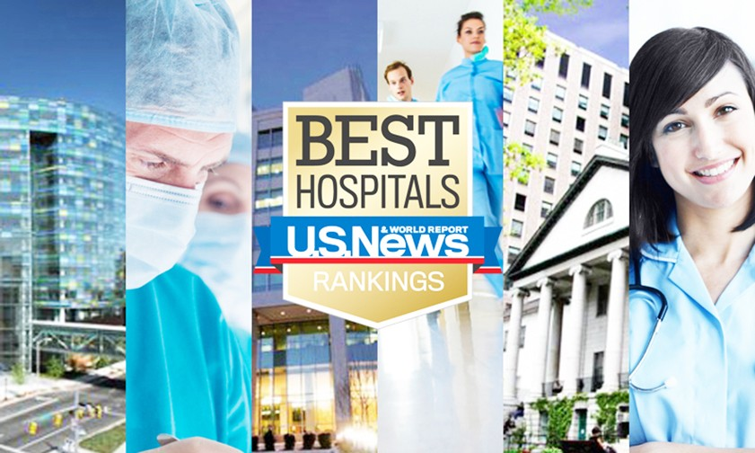 which is Best Hospital in the USA