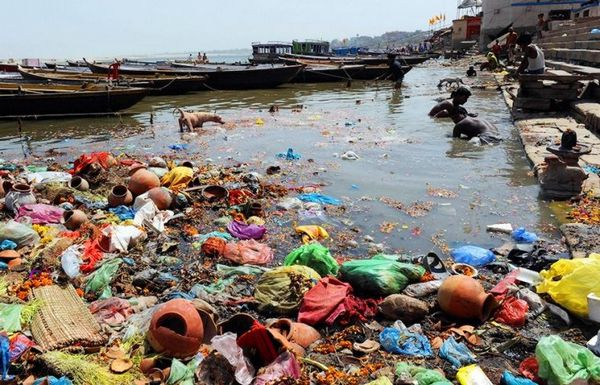 Top 10 most polluted cities of the world