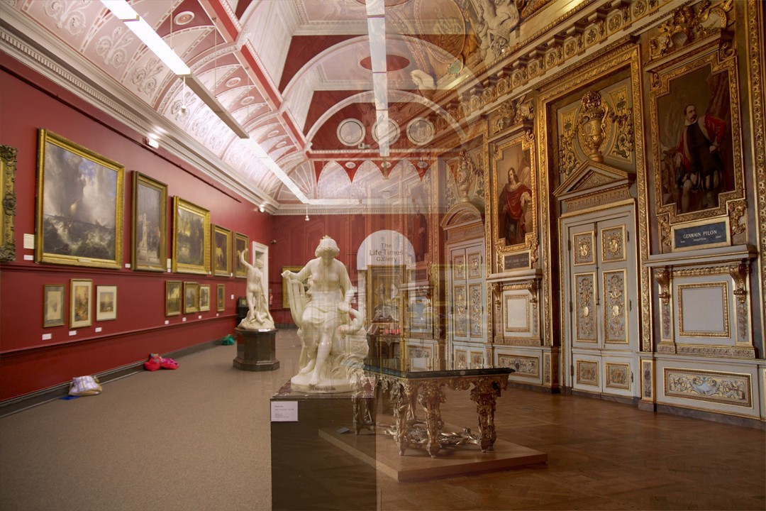 different best museums