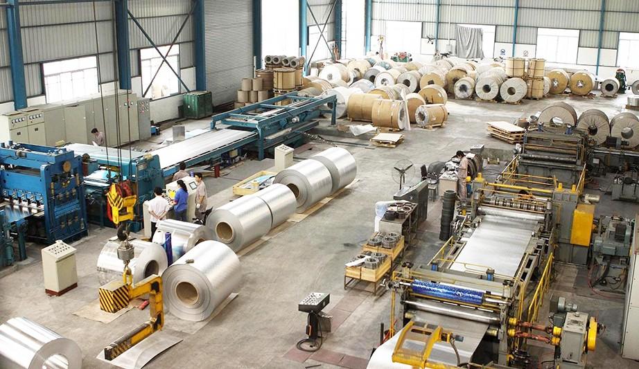 China Aluminum Production