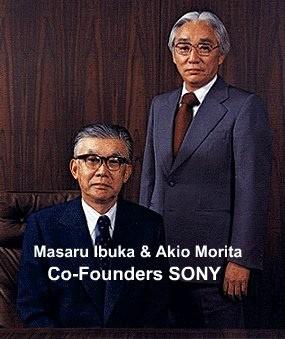 Sony Founders