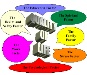 quality of life factors