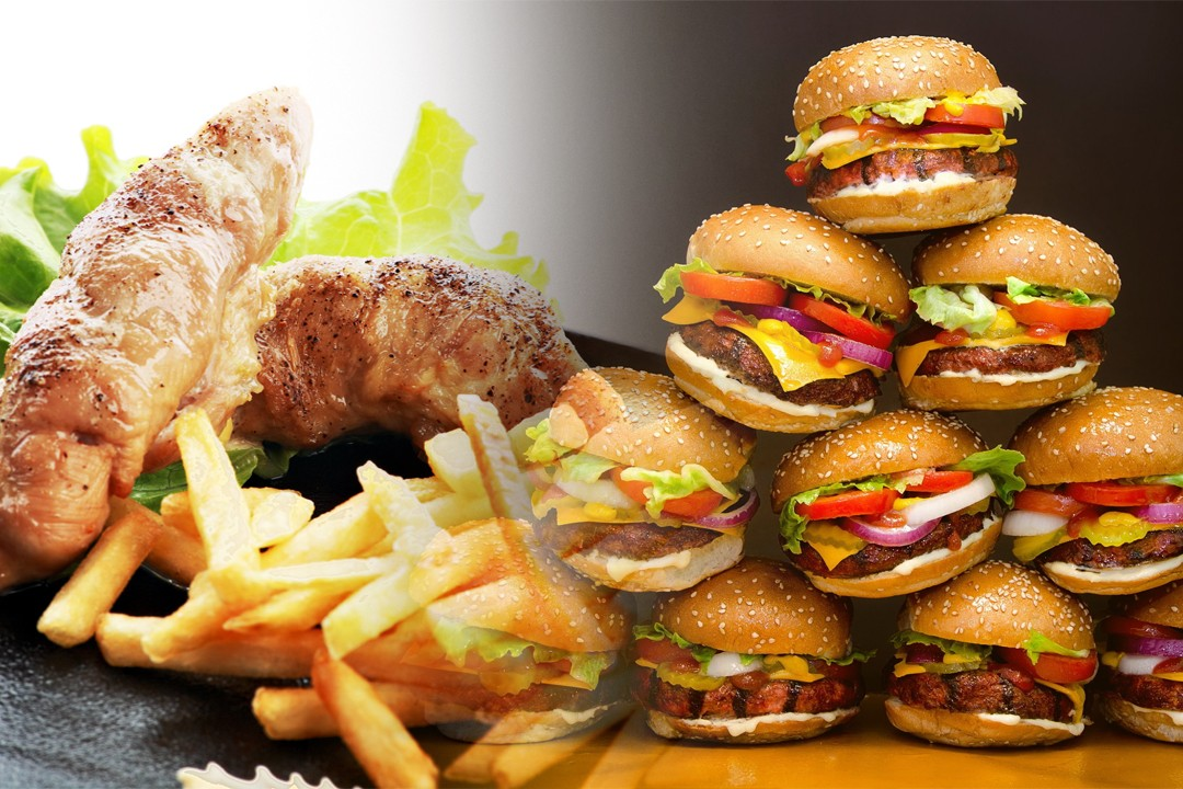 best quality fast food in different countries