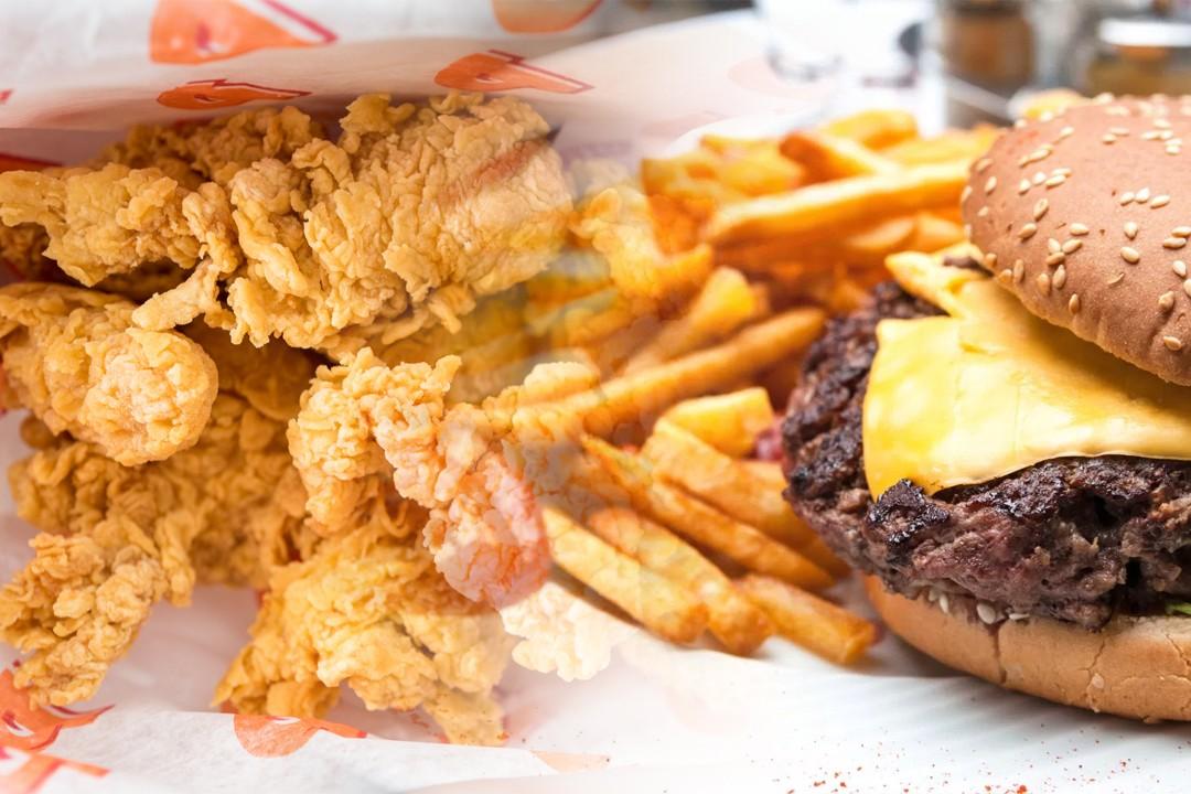 increasing demands of fast food