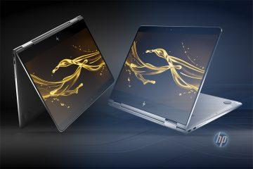 HP high tech laptops