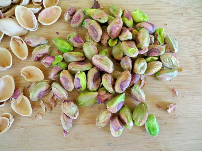 Pistachio Production by country