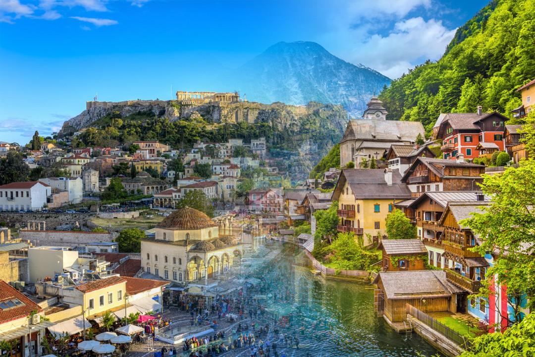 Top 10 best countries to visit in europe top ten countries for Best country in europe to visit