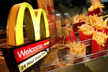 best McDonald's fast foods