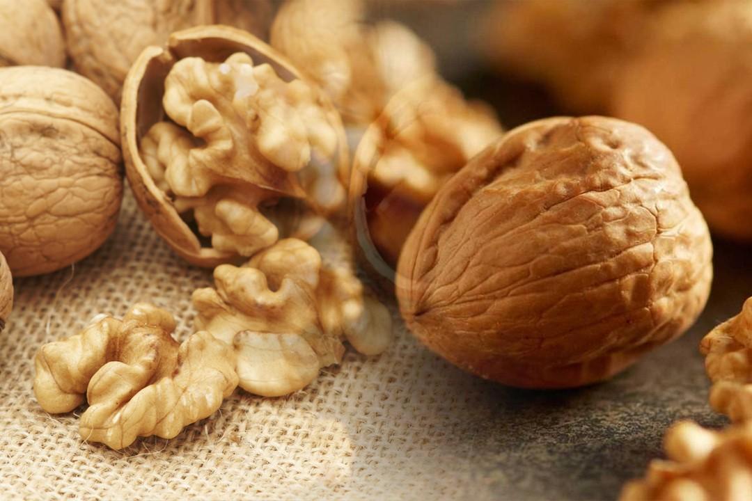walnut production