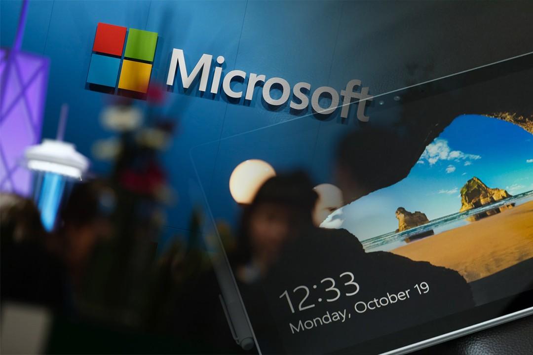 headquarters of Microsoft