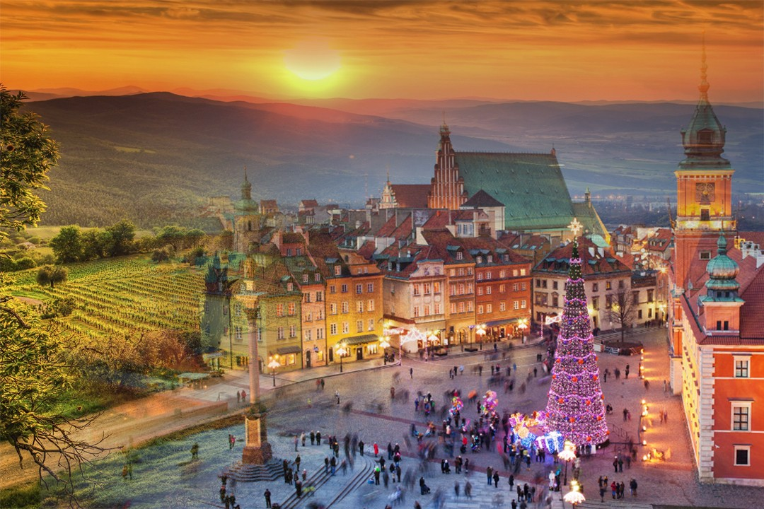 top places to visit in Europe