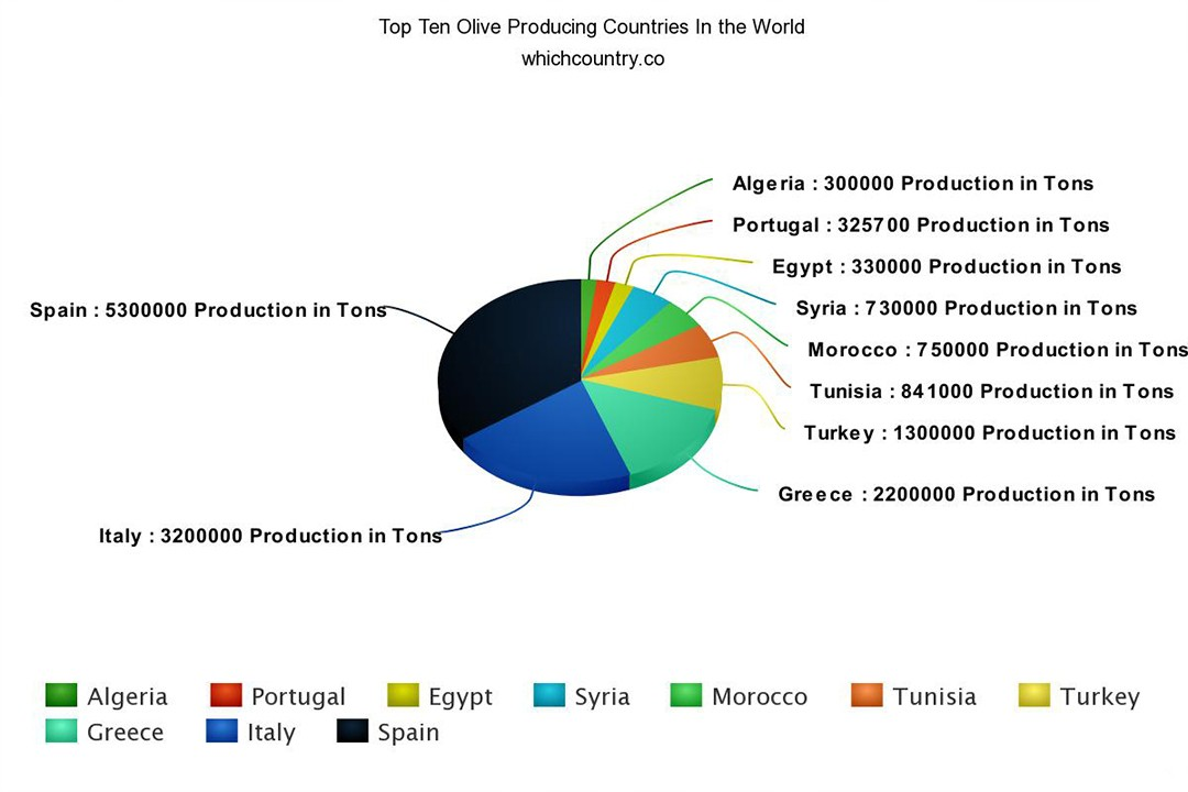 top countries with most cucumber production in the world