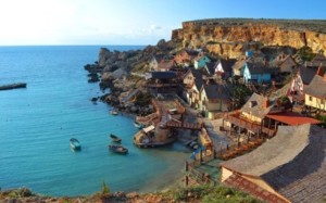 Anchor Bay Malta--Top ten densely populated countries in the world 2014