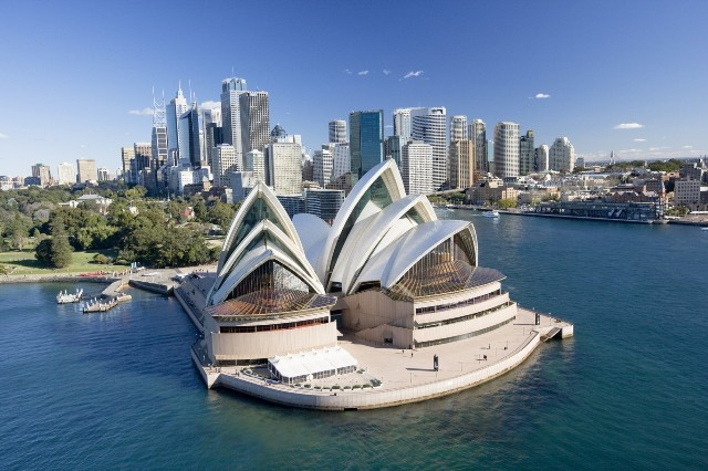 Australia- least densely populated countries