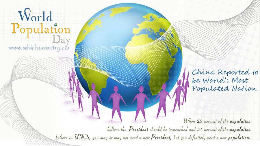 Download World Population Day 2012 Wallpaper (2)