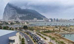 Gibraltar-Top ten densely populated countries in the world 2014